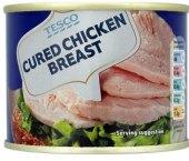 Prsa kuřecí Tesco - konzerva