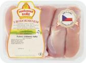 Kuřecí stehenní řízky s rodokmenem Vodňanské kuře