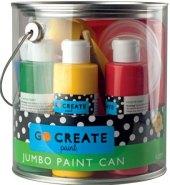 Kyblík s barvami Go Create Tesco
