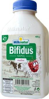 Kysaný nápoj ochucený Bifidus Milknatur