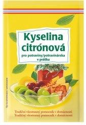 Kyselina citronová Apetty