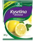 Kyselina citronová Natura