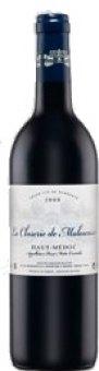 Víno Haut Médoc La Closerie De Malescasse