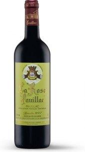 Víno červené Bordeaux La Rose Pauillac
