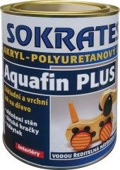 Lak na dřevo Aquafin Plus Sokrates