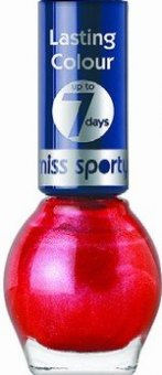 Lak na nehty Lasting Colour Miss Sporty