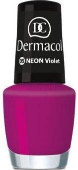 Lak na nehty Neon Dermacol