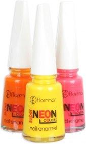 Lak na nehty Neon Flormar