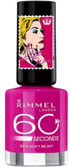 Lak na nehty Rita Ora 60 seconds Rimmel