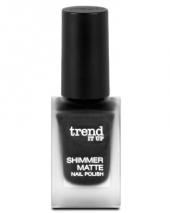 Lak na nehty Shimmer Matte Trend It Up