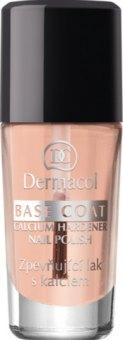 Lak na nehty zpevňující s kalciem Base Coat Dermacol