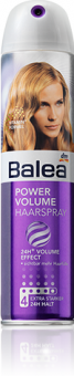 Lak na vlasy Balea