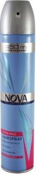 Lak na vlasy Nova