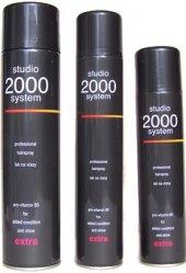 Lak na vlasy Studio 2000