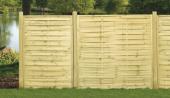 Lamelový plot
