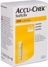 Lancety pro odběr krve Softclix Accu-Chek Roche