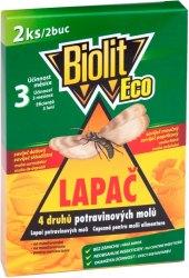 Lapač potravinových molů Eco Biolit