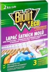 Lapač šatních molů Eco Biolit