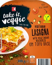Lasagne bolognese K-take it veggie