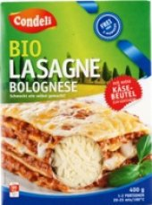 Lasagne mražené Condeli