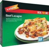 Lasagne mražené Iceland