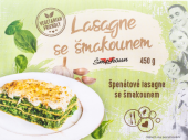 Lasagne se šmakounem Zdravé stravování