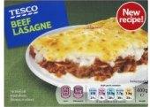 Lasagne Tesco