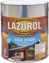 Lazura na dřevo Aqua Dekor Lazurol