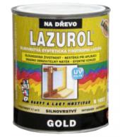 Lazura na dřevo Gold Lazurol