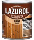 Lazura na dřevo Lazurol Barvy a laky Hostivař