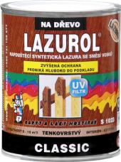 Lazura na dřevo Classic Lazurol