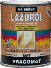 Lazura na dřevo Pragomat Lazurol