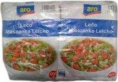 Lečo zeleninové mražené Aro