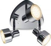 LED bodové stropní svítidlo Livarnolux