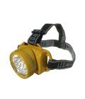 LED  čelová baterka