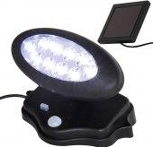 LED solární světlo se senzorem pohybu