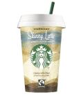 Ledová káva bez laktózy Starbucks