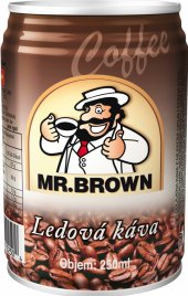Ledová káva Mr.Brown