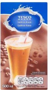 Ledová káva Tesco