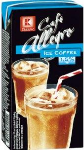 Ledová káva K-Classic