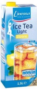 Ledový čaj Linessa