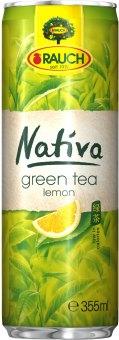 Ledový čaj Nativa Rauch