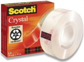 Lepicí páska Scotch Crystal 3M