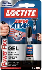 Lepidlo gelové Attak Loctite