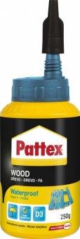 Lepidlo na dřevo Super 3 Pattex