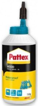Lepidlo na dřevo voděodolné Pattex