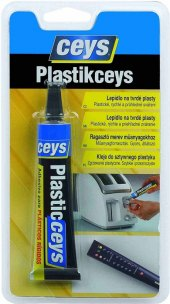 Lepidlo na tvrdé plasty Ceys