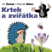 Leporelo Krtek a zvířátka Miler Zdeněk, Žáček Jiří