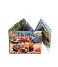 Leporelo Tatra v práci Dino