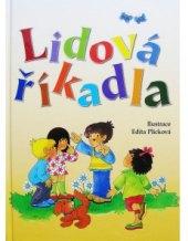 Kniha Lidová říkadla Edita Plicková